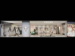 CHICHY-14女装时尚橱窗设计